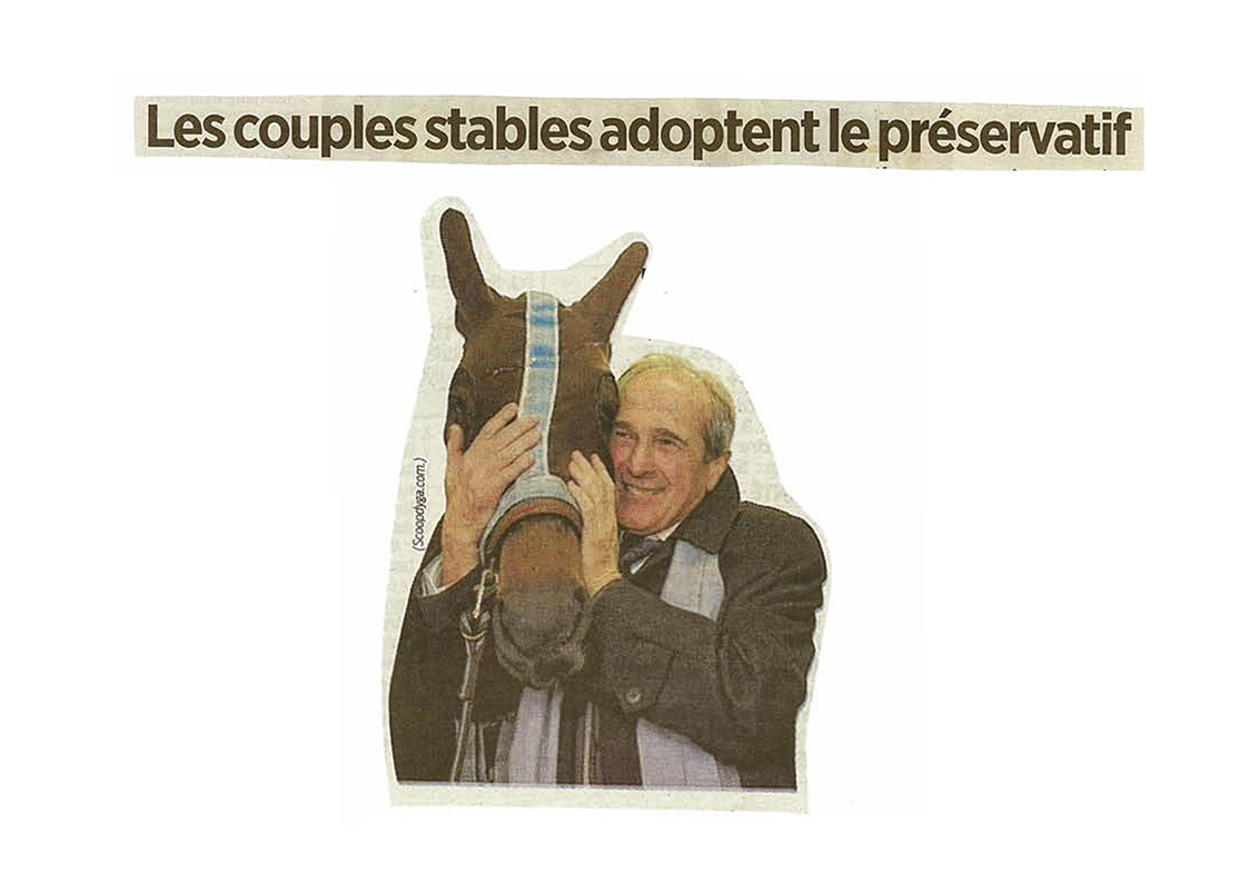 Couple stables preservatif